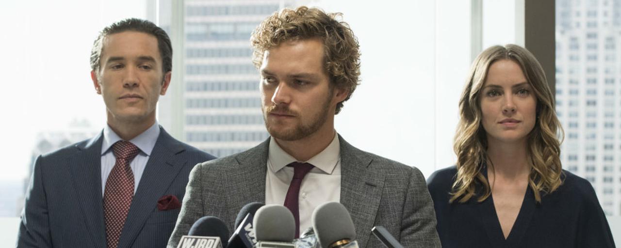 Iron Fist : Finn Jones réagit à l'annulation de la série par Netflix