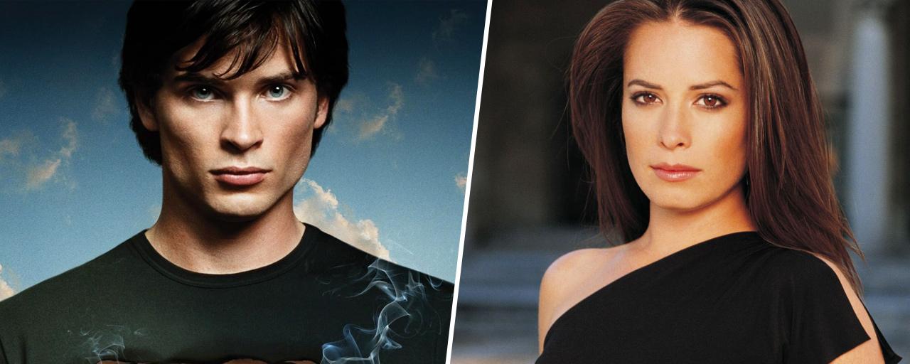 Paris Manga & Sci-Fi Show : Smallville, Charmed, et Parker Lewis à l'honneur ce week-end