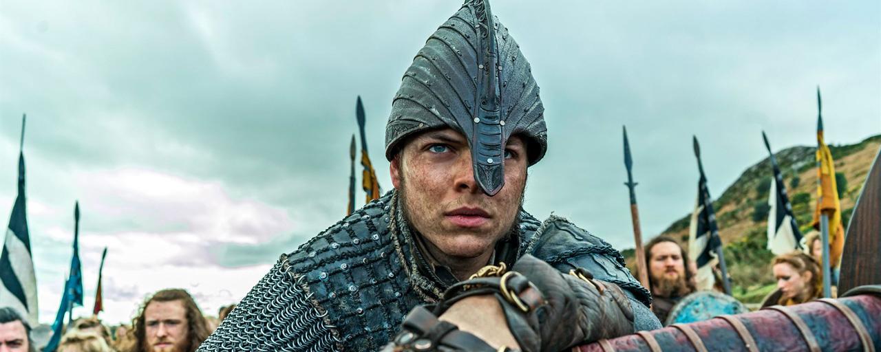Vikings saison 5B : Ivar est roi de Kattegat sur l'affiche