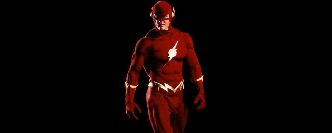 Arrowverse : Le Flash des années 90 dans le prochain cross-over Elseworlds.