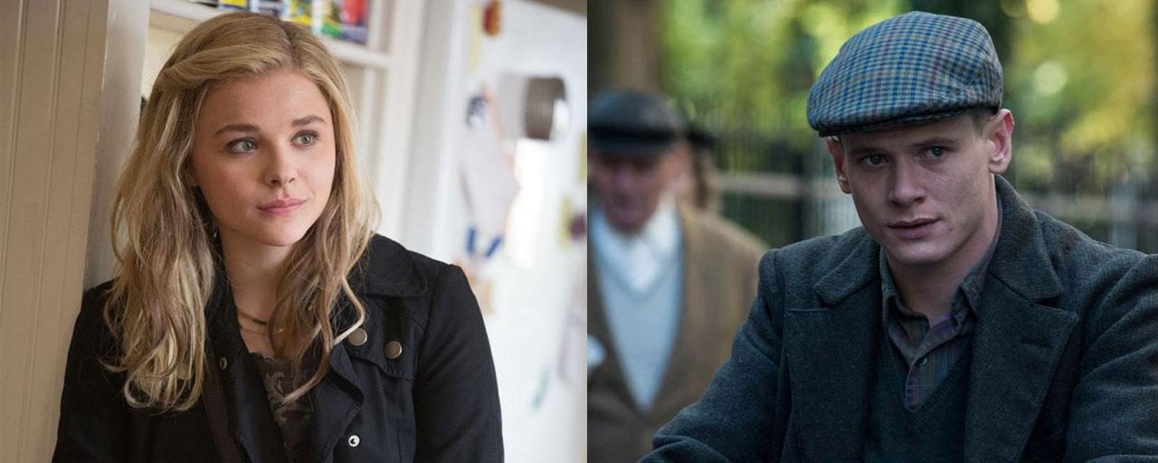 Chloe Moretz et Jack O'Connell seront Bonnie & Clyde !