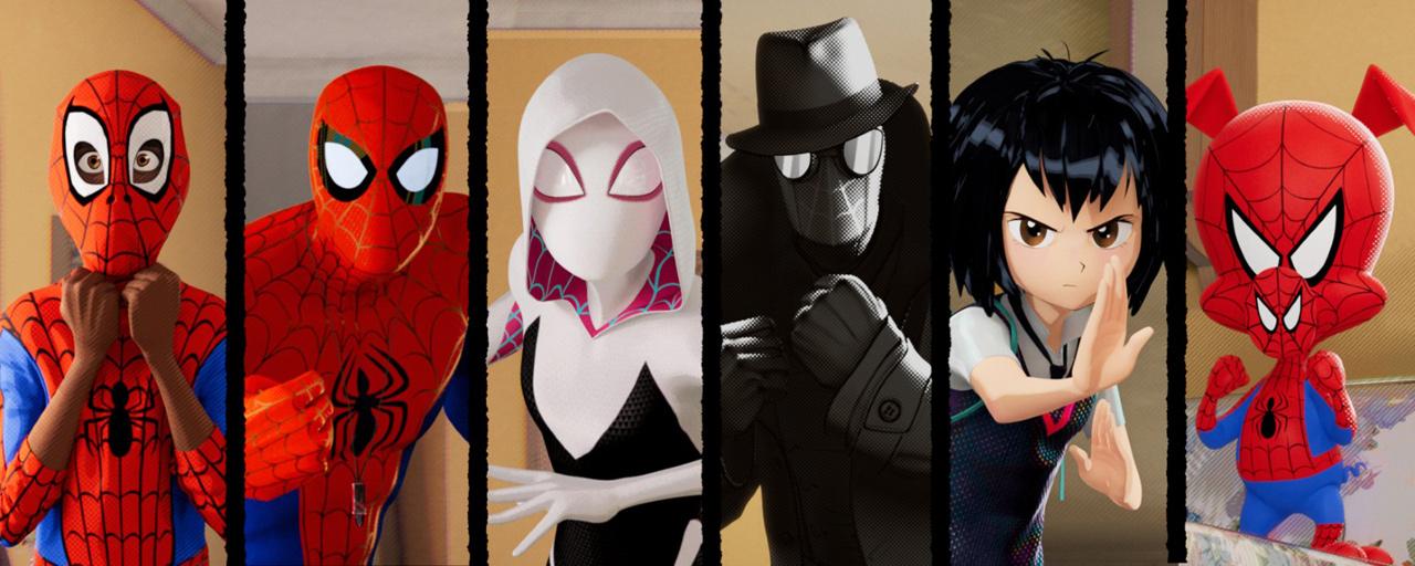 Spider-Man New Generation : une suite et un spin-off au féminin déjà en préparation