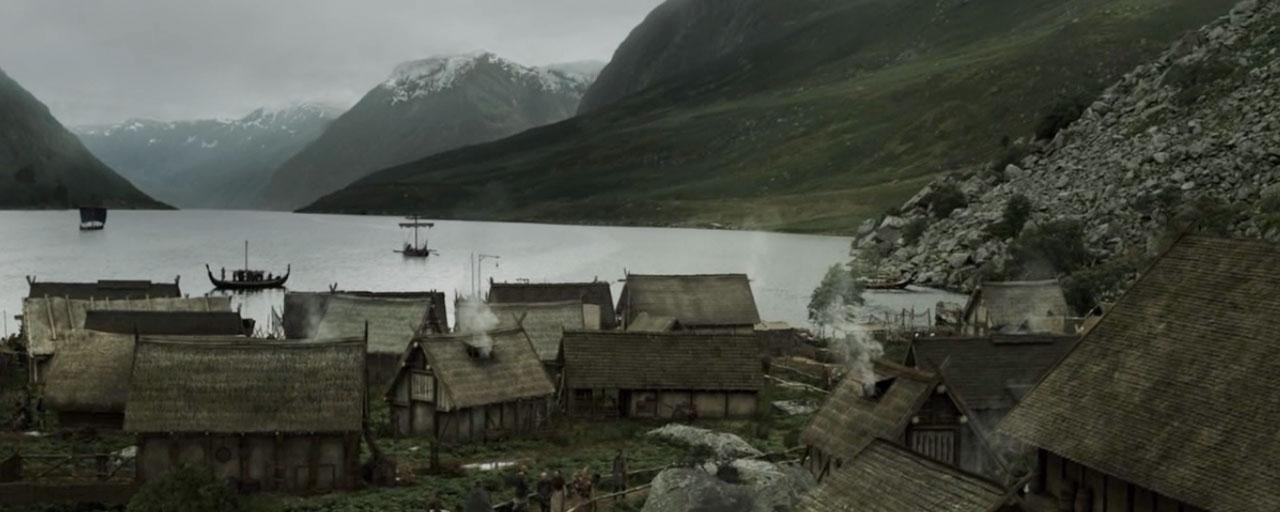 Vikings : où se trouve vraiment Kattegat ?