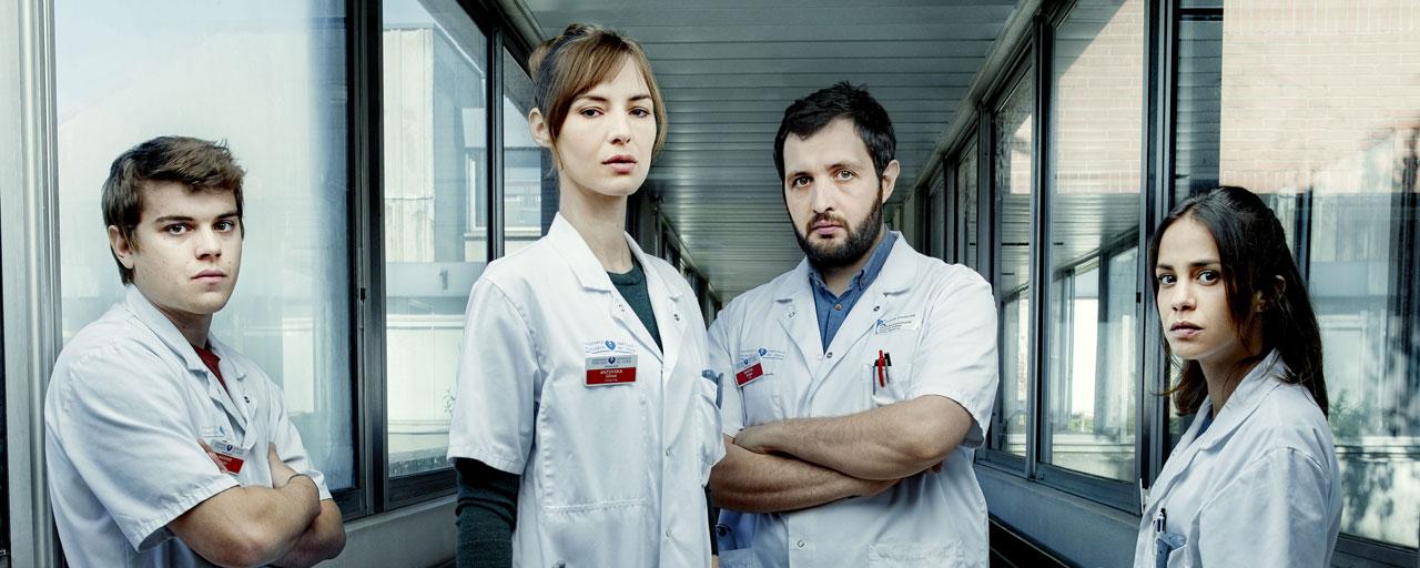 """Hippocrate - Thomas Lilti : """"Je voulais raconter l'hôpital comme un raccourci entre la vie et la mort, le raccourci ultime"""""""