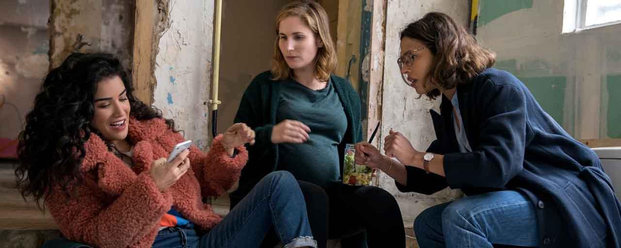 Plan Cœur: dans quoi avez-vous déjà vu les actrices de la série Netflix ?