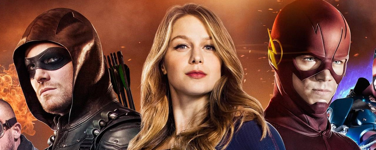 Arrowverse : le titre du cross-over 2019 dévoilé