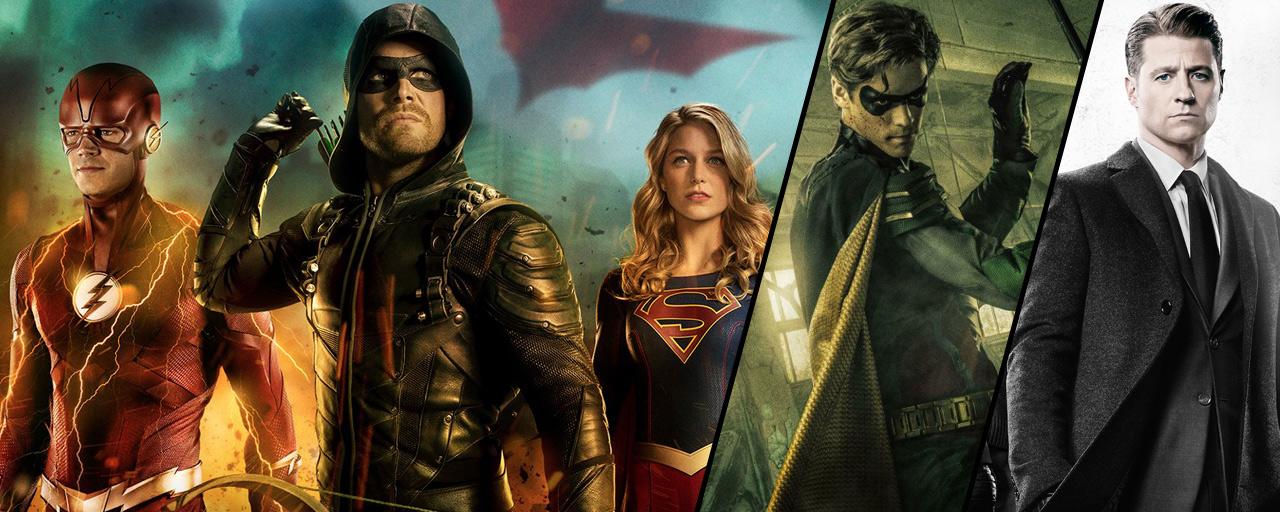 Flash, Titans, Gotham... Les séries DC Comics de la pire à la meilleure