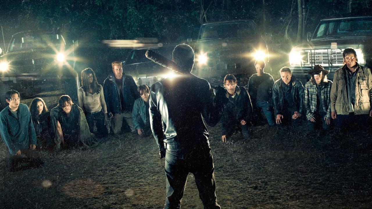 The Walking Dead : les gaffes et faux raccords des saisons 7 et 8