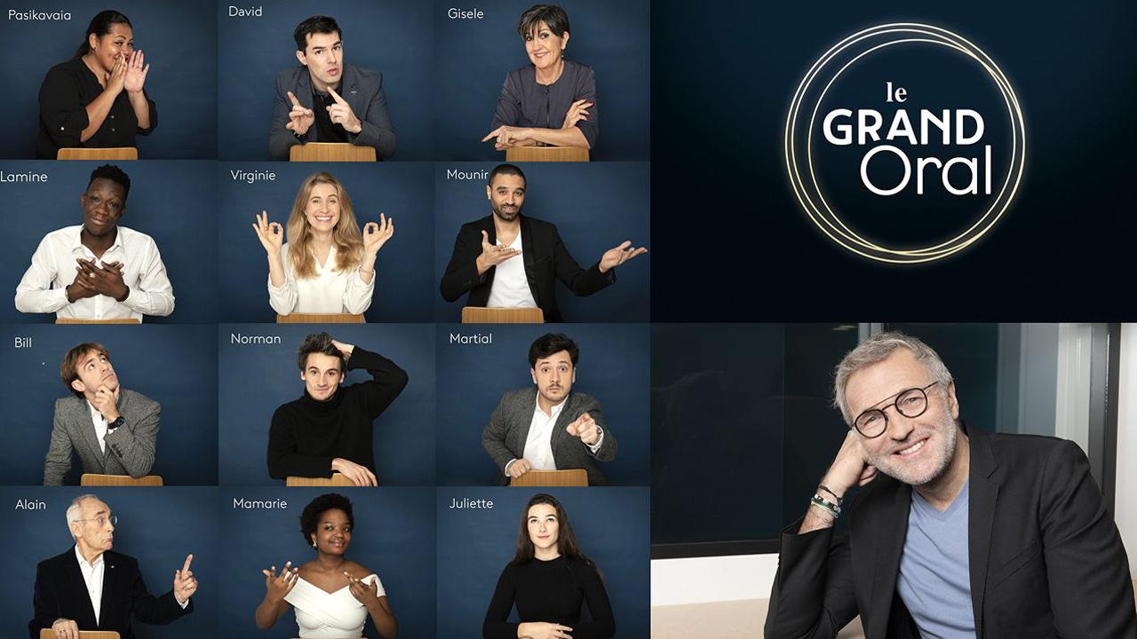 Le Grand Oral : après A voix haute et Le Brio, découvrez le premier concours d'éloquence télévisé