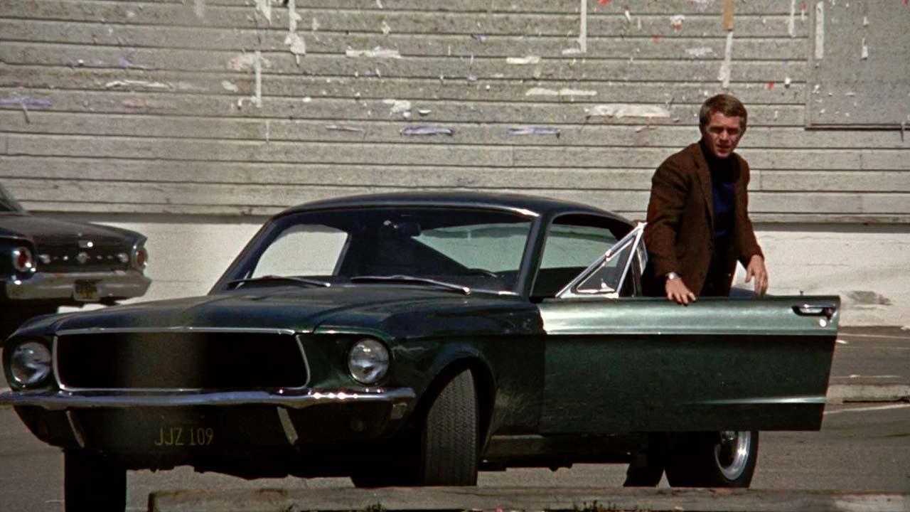 Bullitt a 50 ans ! Retour sur sa voiture mythique, la Ford Mustang Fastback