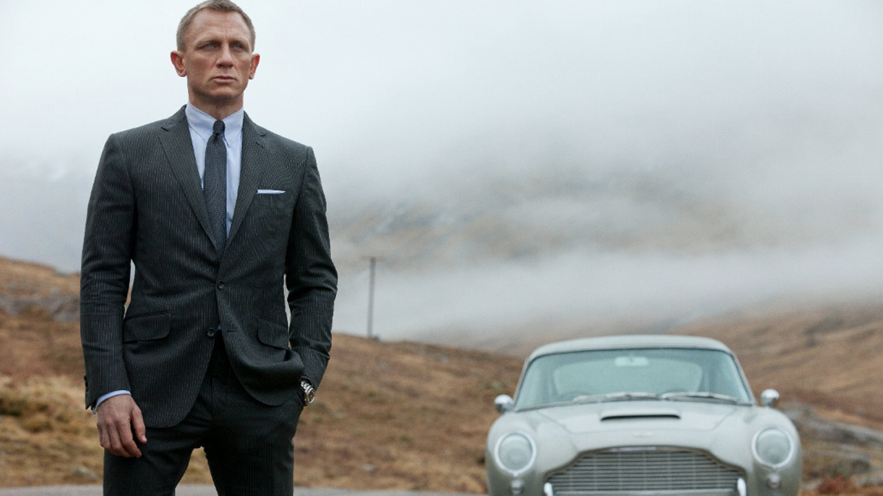 James Bond 25 : Daniel Craig conduira une Aston Martin... électrique !