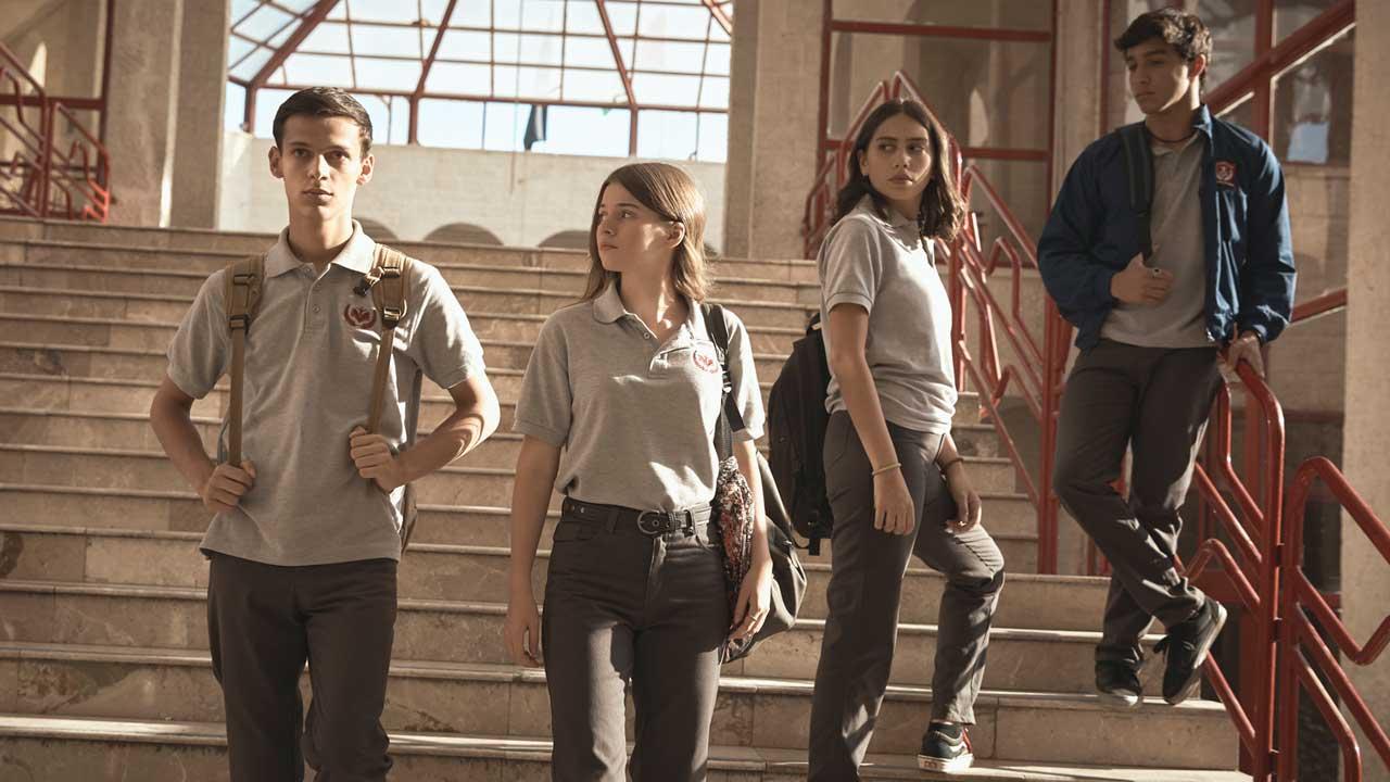 Bande-annonce Jinn : la série ado en langue arabe de Netflix se dévoile