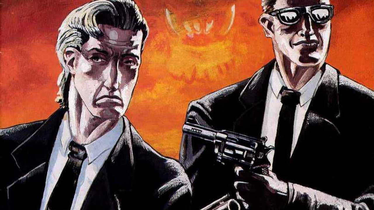 Men in Black : avant les films de la saga, il y a les comics !