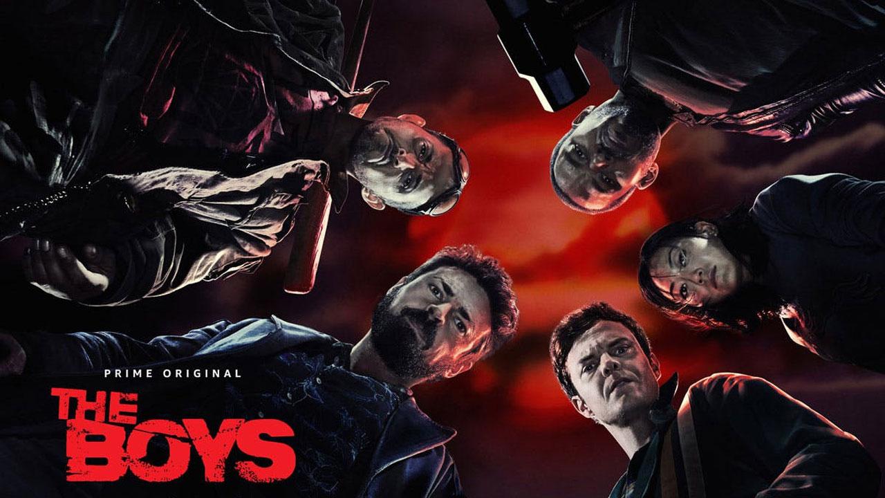 Bande-annonce The Boys : la traque aux super-héros débute cet été sur Amazon