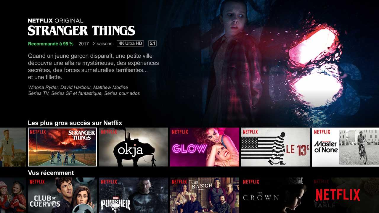Netflix : une extension Chrome pour regarder vos séries et films incognito au boulot