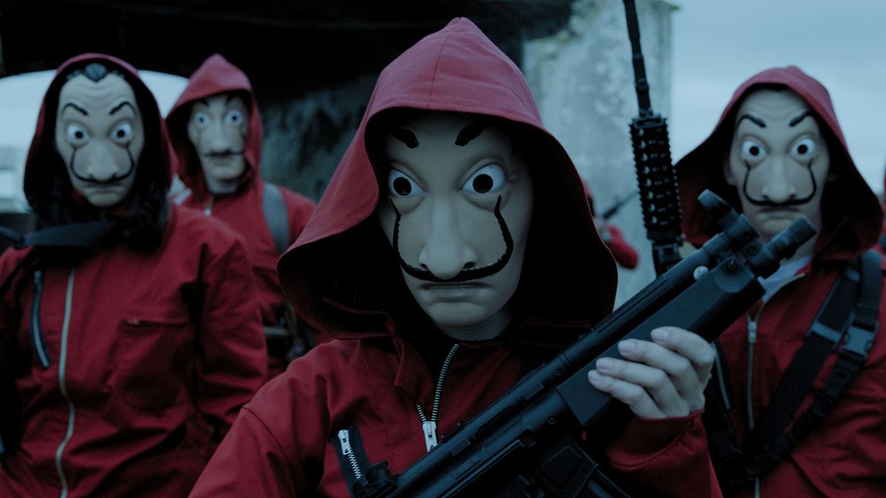 La Casa de Papel : les masques, Bella Ciao... comment la série Netflix s'est invitée dans la pop culture ?