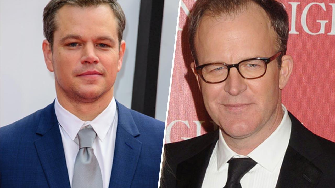 Matt Damon et le réalisateur de Spotlight feront escale à ...