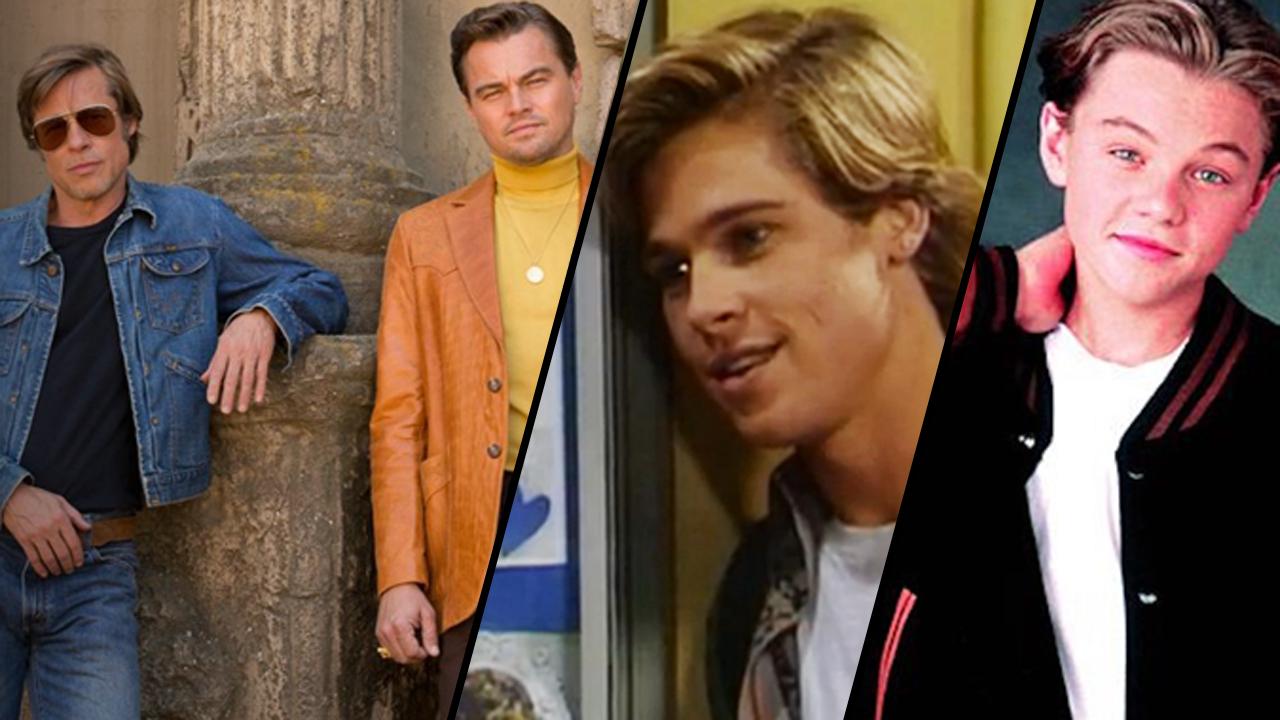 Brad Pitt / Leonardo DiCaprio : on a comparé leur carrière !
