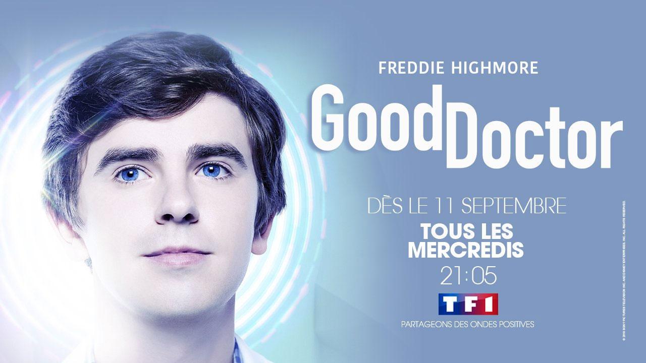 Good Doctor : la suite de la saison 2 enfin programmée sur TF1
