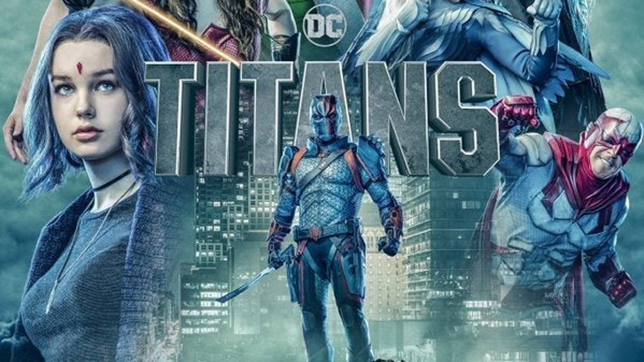Titans saison 2 : le mercenaire Deathstroke au cœur de l'affiche