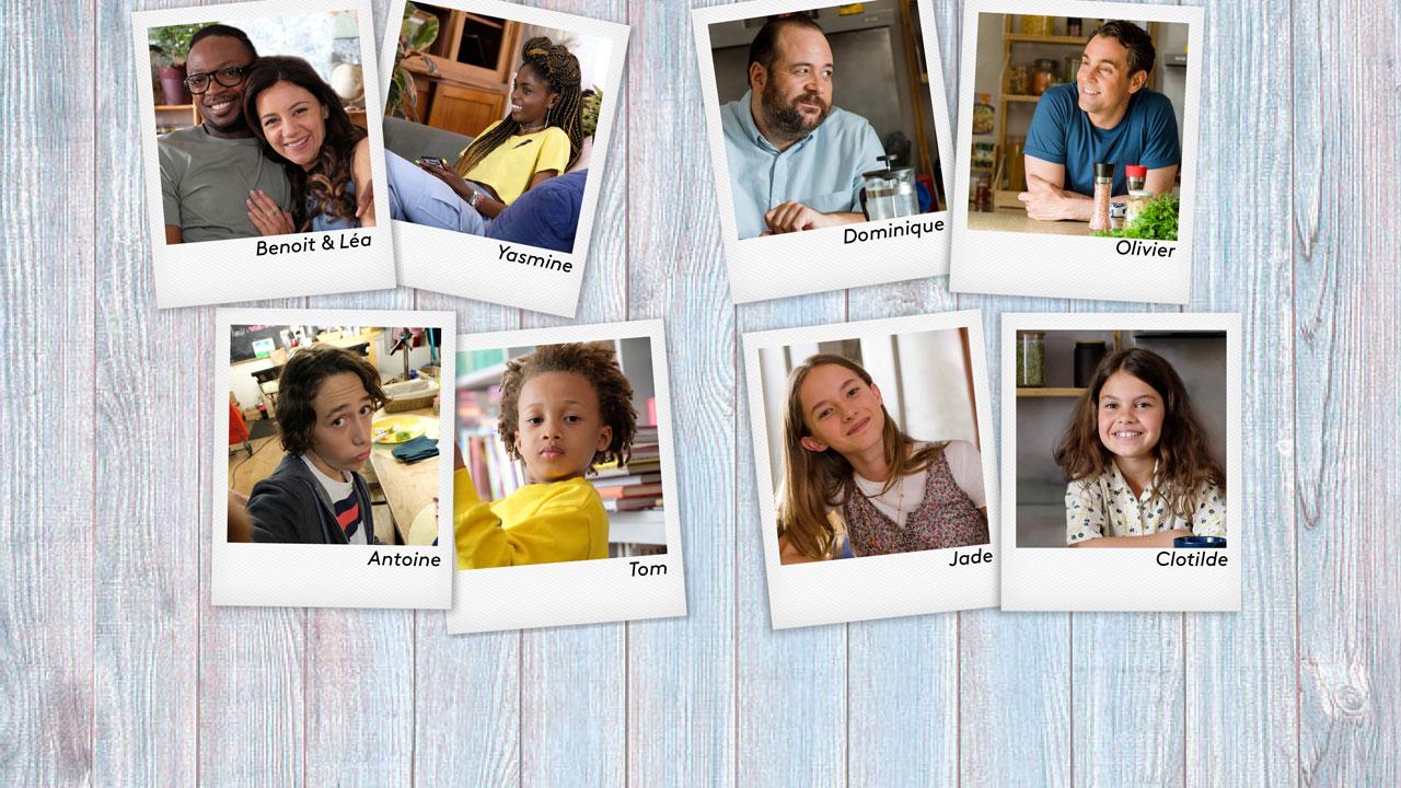 Parents Mode d'emploi sur France 3 : faites connaissance avec les deux nouvelles familles