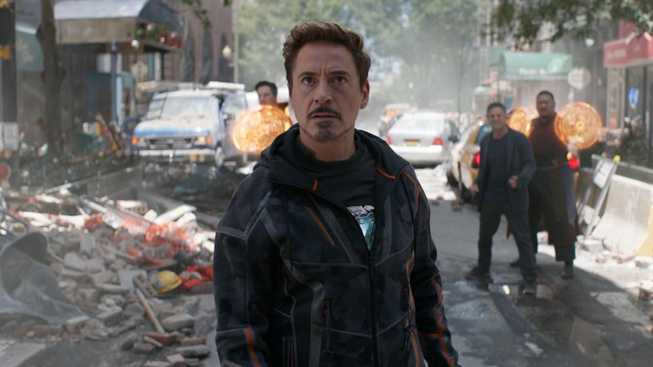 Marvel : Iron Man de retour dans le film Black Widow ?