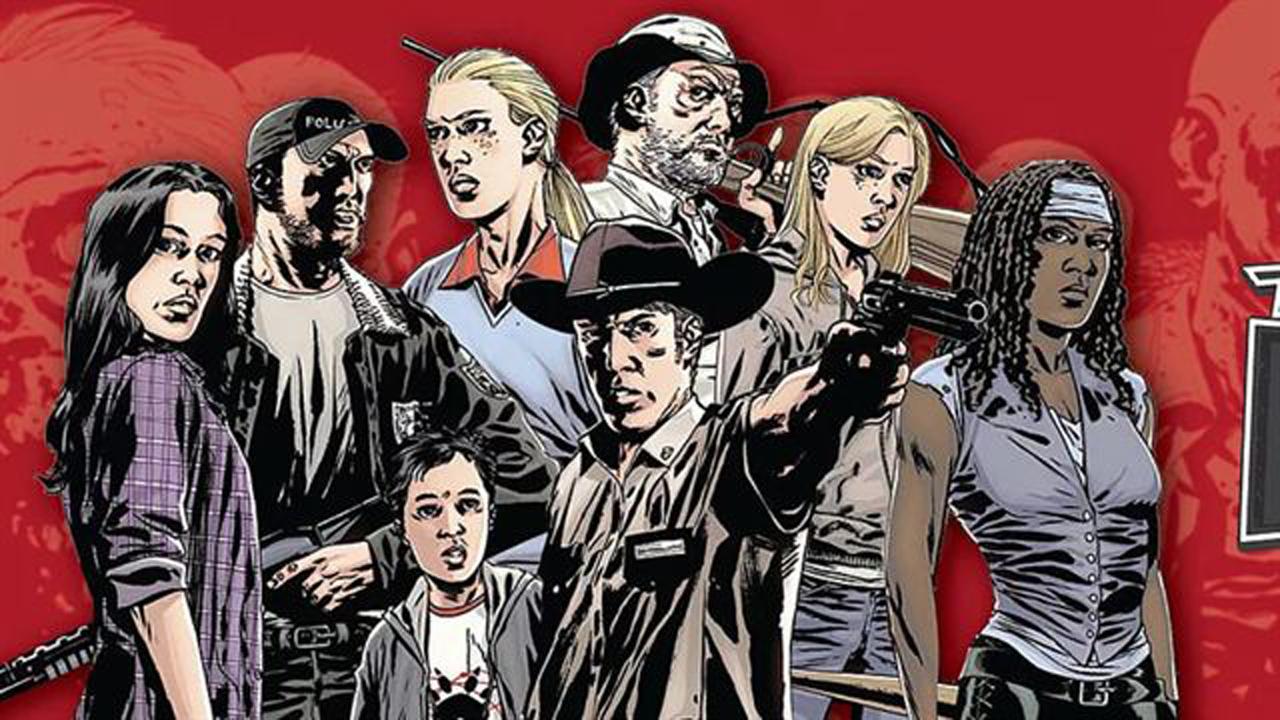 The Walking Dead : comment se termine la bande-dessinée ?