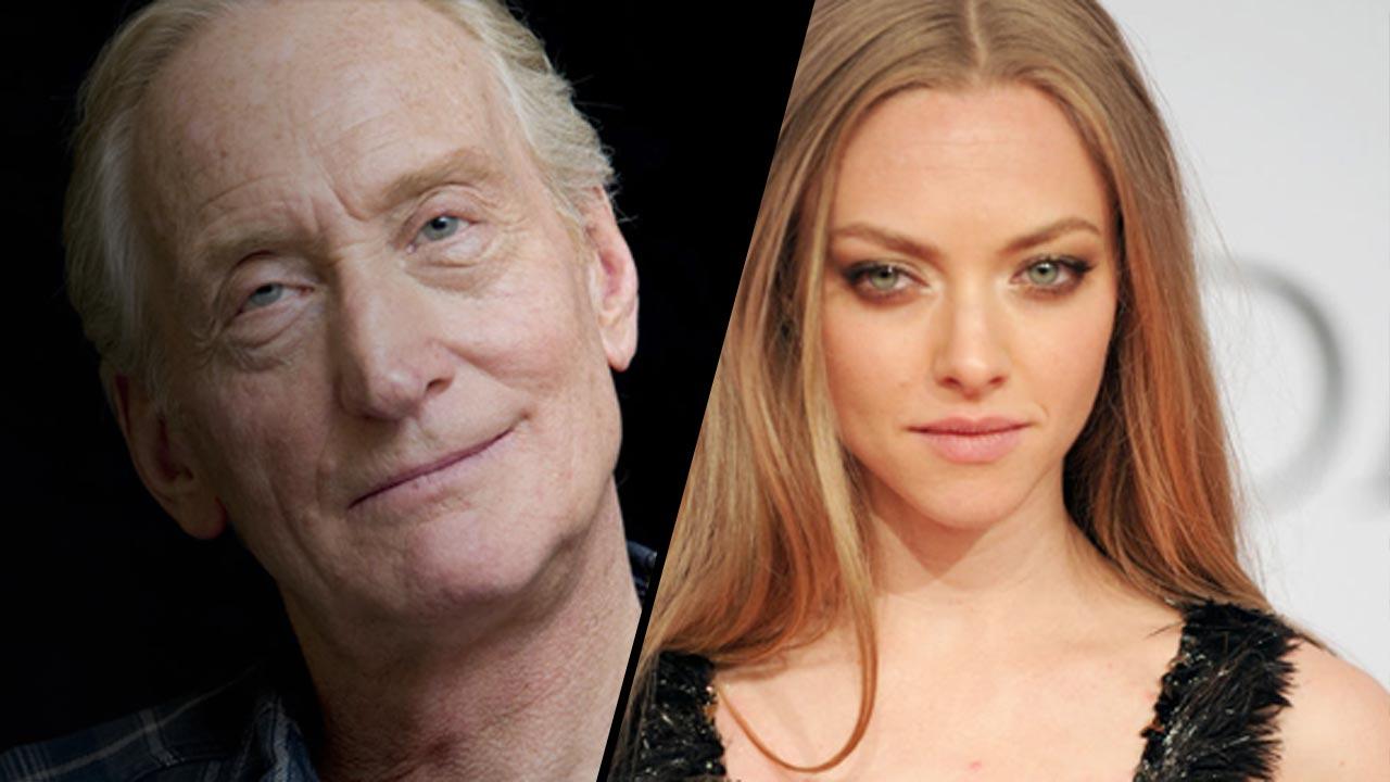 Charle Dance et Amanda Seyfried rejoignent Gary Oldman dans le prochain film de David Fincher