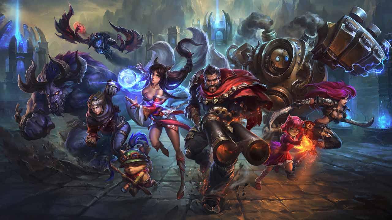 League of Legends : une série animée en préparation pour 2020