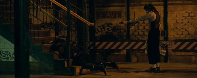 Joker 9e avenue Arthur fleck