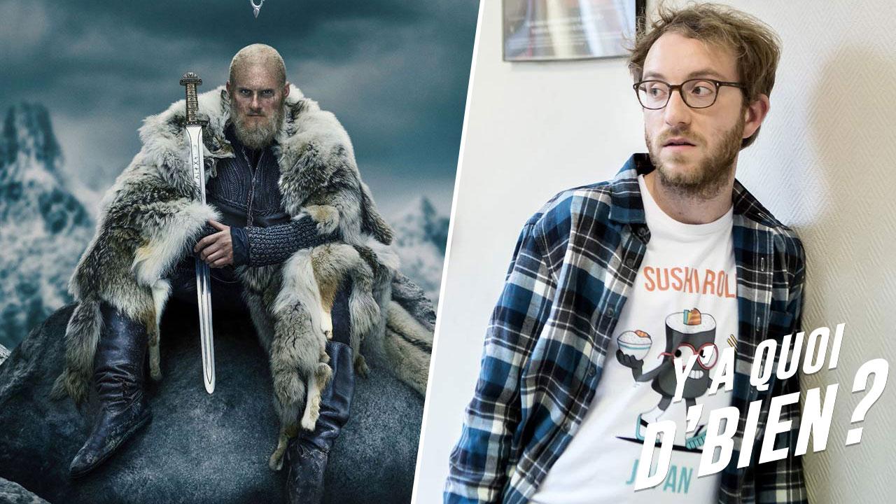 Vikings, Irresponsable... Quelles séries voir en ce moment ? [PODCAST]
