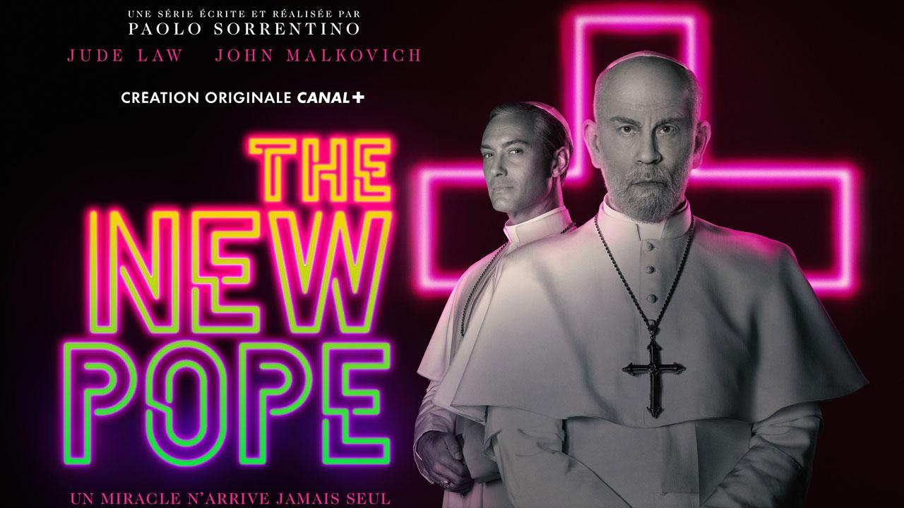 Séries et films sur Canal+ en janvier : The New Pope, Captain Marvel, Pokémon Détective Pikachu...