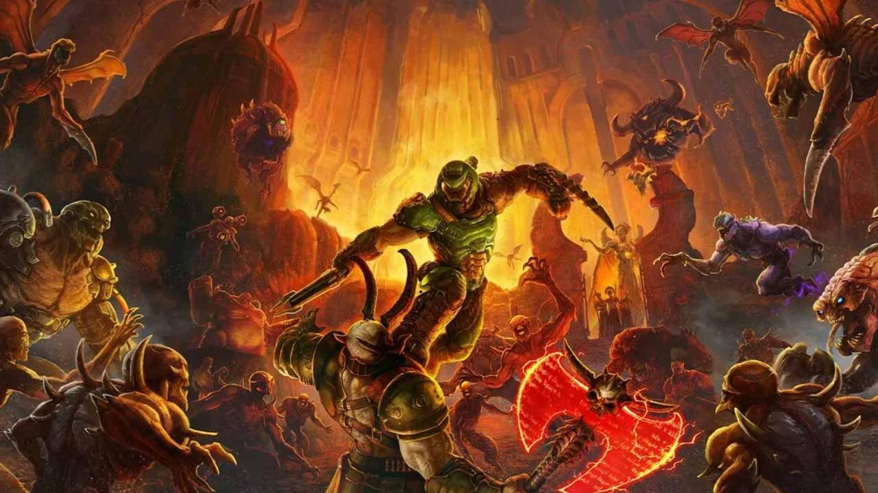 Doom Eternal : une bande-annonce de la licence culte qui revient en jeu vidéo