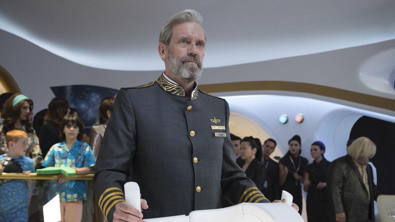 Avenue 5 sur OCS :  que vaut la série spatiale avec Hugh Laurie (Dr House) ?