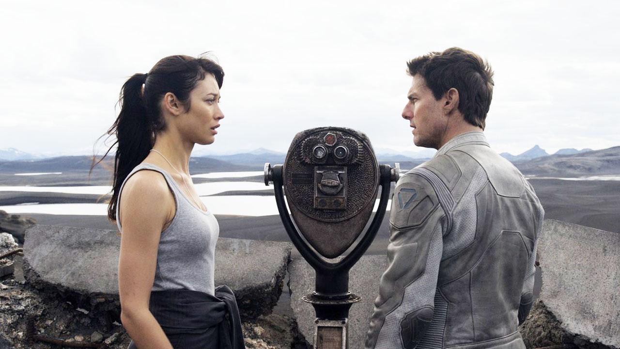 Oblivion sur TMC : Tom Cruise vieillit mais pas ses partenaires féminines