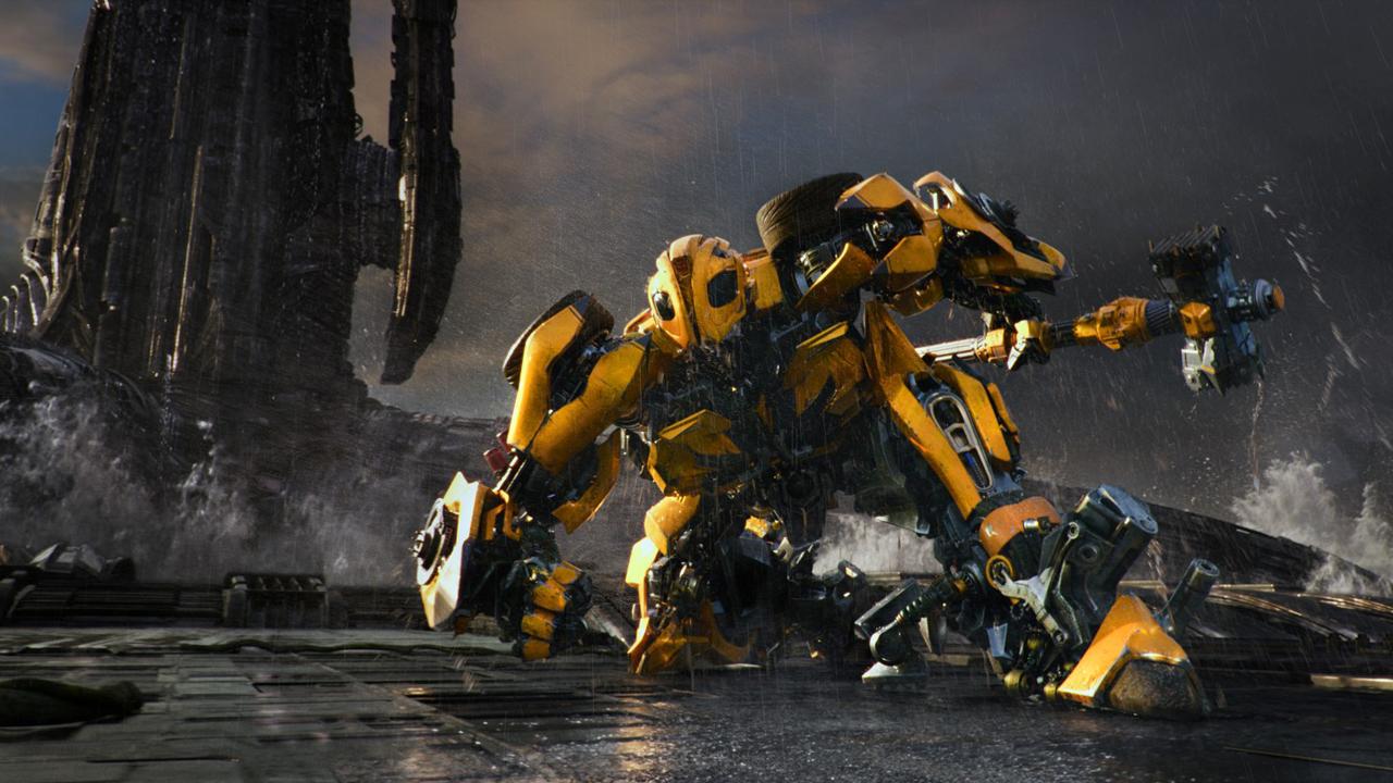 Transformers : deux nouveaux films pour les robots !