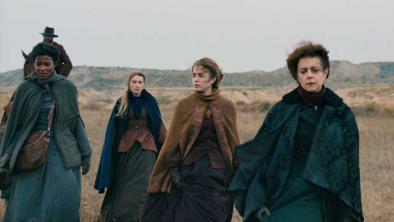 L'Etat sauvage : un western au féminin aux confins du fantastique [INTERVIEW]
