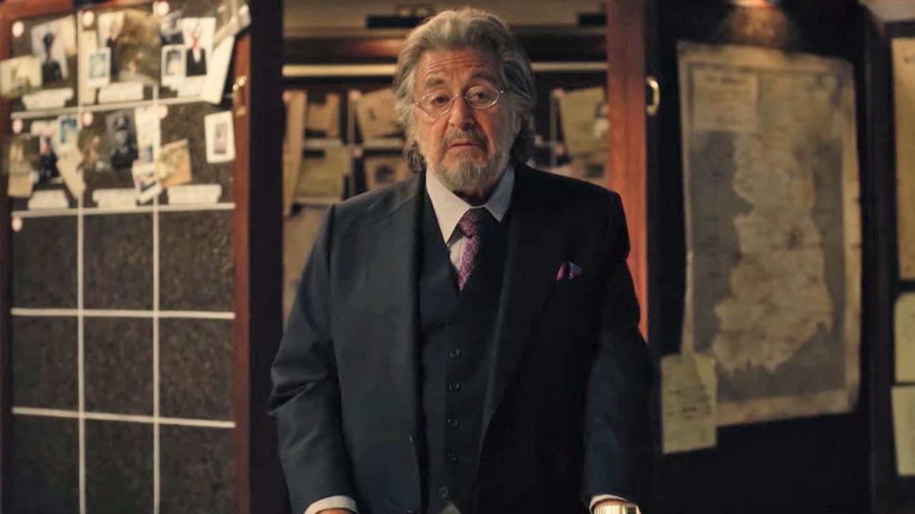 Hunters sur Amazon Prime: qu'a pensé la presse de la série avec Al Pacino?