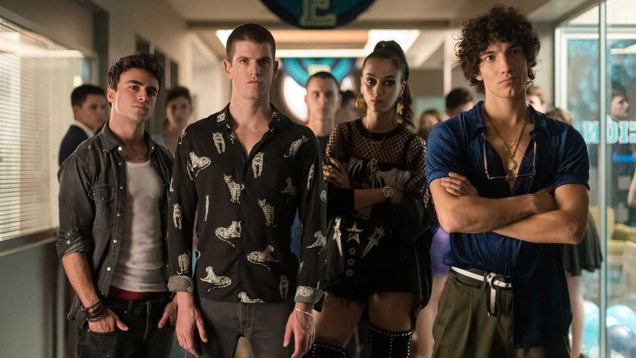 Sur Netflix en mars 2020 : la saison 3 d'Elite et des Vampires à la française
