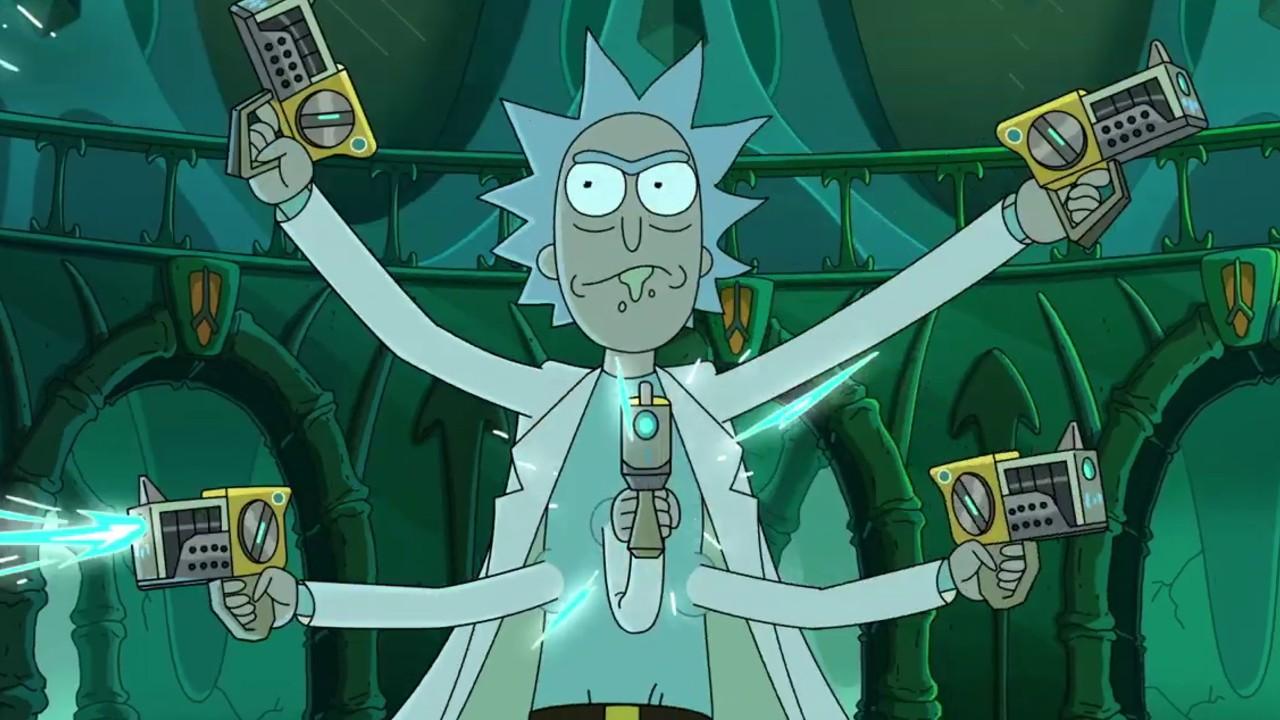 Rick et Morty saison 4 : une bande-annonce pour la suite