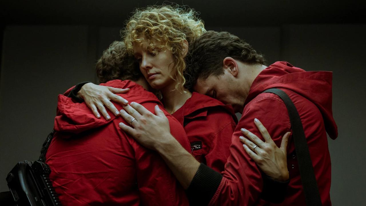 La Casa de Papel partie 4 (Netflix) : [SPOILER] est-elle morte ?