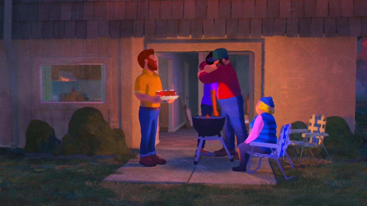 Disney+ : les studios Disney/Pixar dévoilent leur premier héros gay dans un court métrage