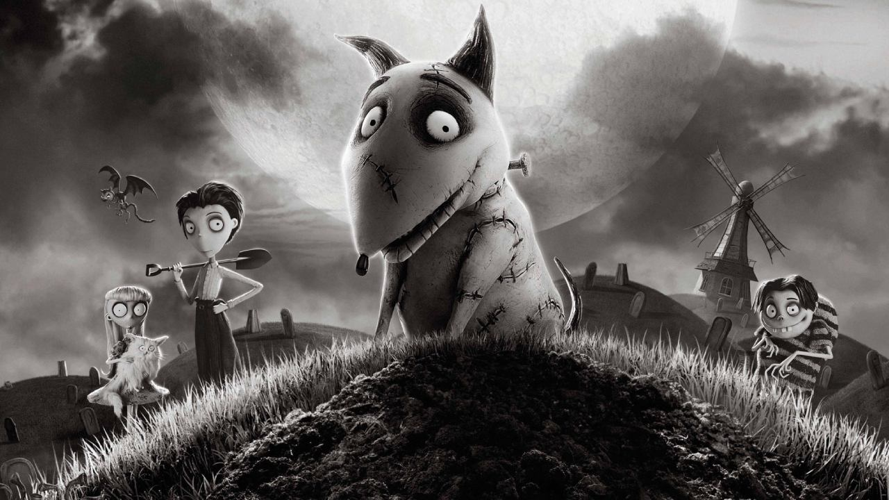 Frankenweenie (Disney+) : quand Tim Burton déclare son amour au cinéma d'horreur