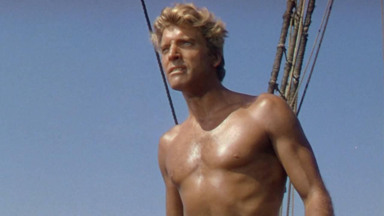 Cinéma pour les enfants : Le Corsaire rouge, film de pirates déjanté avec Burt Lancaster