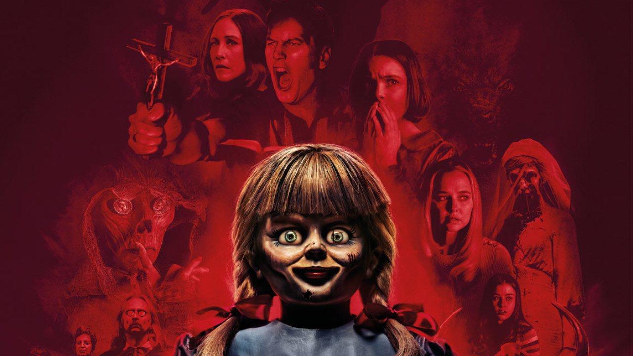 Annabelle 3 sur Canal+ : dans quel ordre regarder les films Conjuring ?