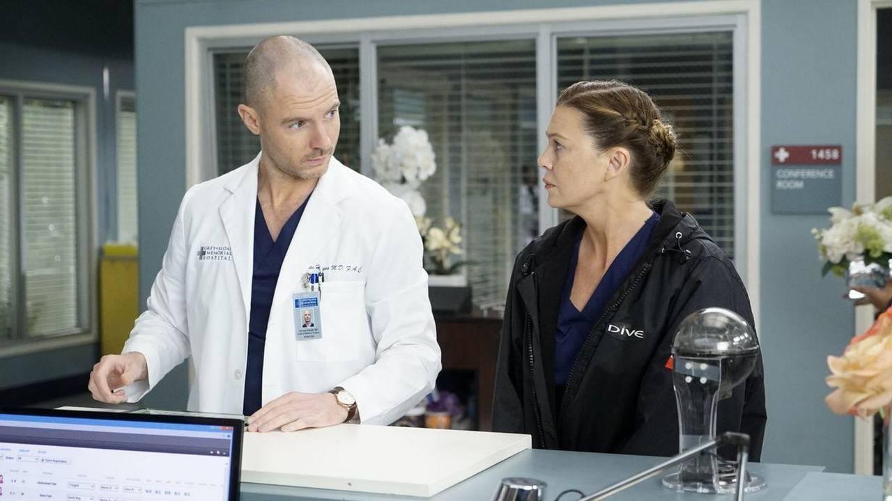 Grey's Anatomy saison 17 :  un départ annoncé et deux acteurs promus