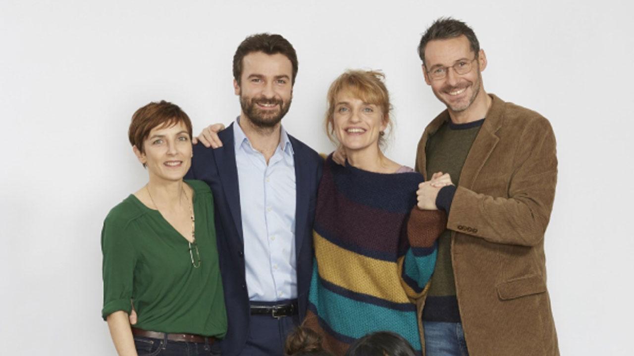 Les copains d'abord (M6) : la série a failli porter un tout autre titre !