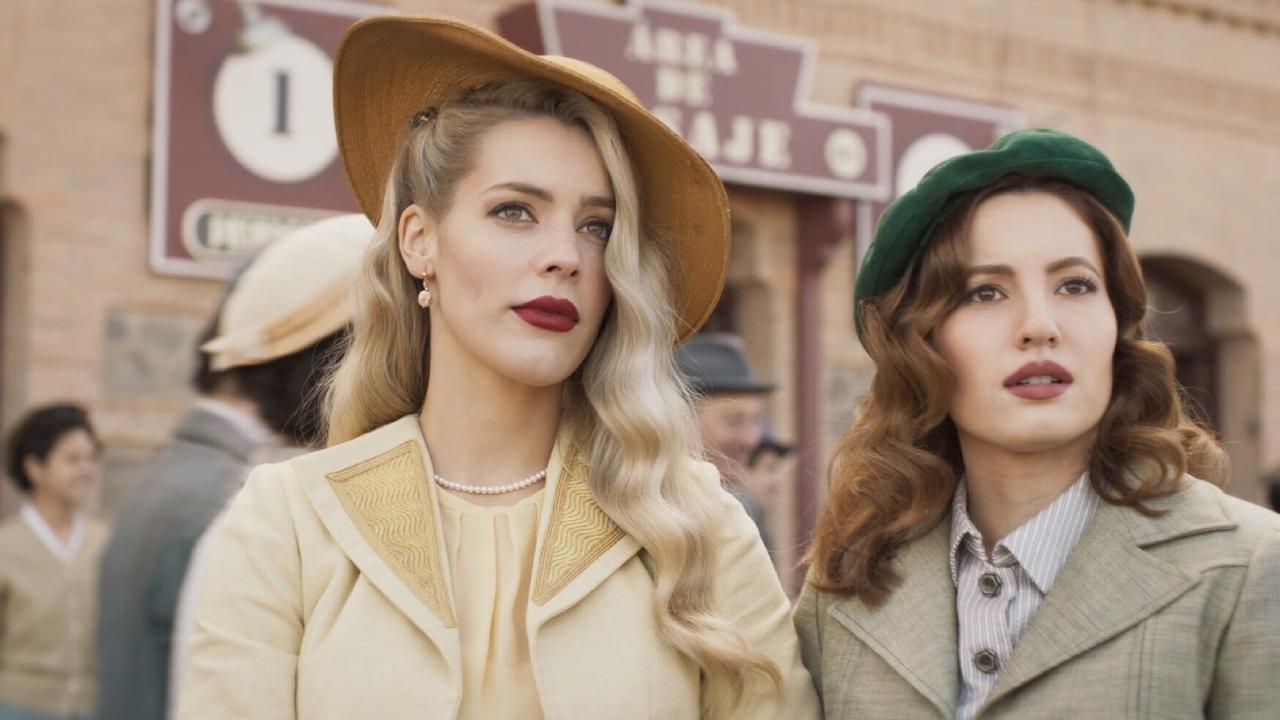 Alta Mar (Netflix) : avez-vous remarqué ce clin d'oeil à la série Grand Hôtel dans la saison 3 ?