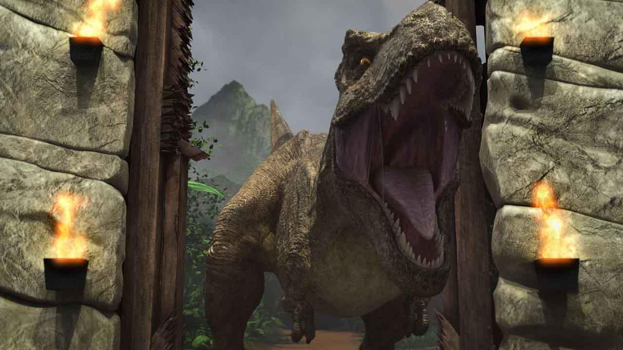 La Colo du Crétacé sur Netflix : c'est quoi cette série animée Jurassic World pleine de dinos plus vrais que nature ?