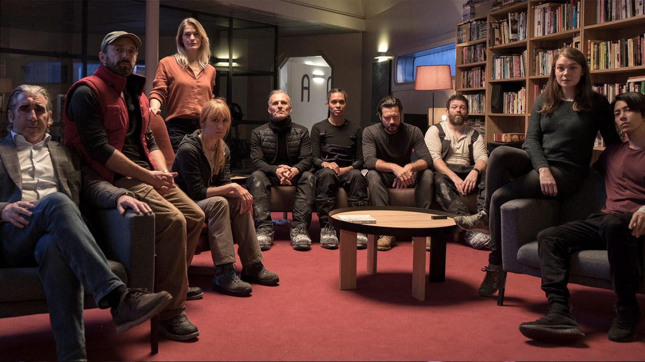 The Head sur CANAL+ : où avez-vous déjà vu les acteurs de la série ?
